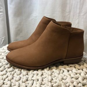 Alex Marie Suede Leather Booties